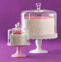 Cake and mini cake stands