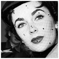 """Elizabeth Taylor // """"You just do it. You force yourself to get up. You force yourself to put one foot before the other, and god damn it, you refuse to let it get to you. You fight. You cry. You curse. Then you go about the business of living. That's how I've done it. There's no other way."""""""