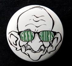 Geek Gandhi Badge