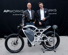 Printed Motorbike Unveiled European aeronautics giant Airbus unveiled the 'Light Rider' in Germany in recent Days yesterday, with company[…] 3d Printing News, 3d Printing Technology, 3d Printed Heart, Best 3d Printer, Fourth World, 3 In One, Motorbikes, 3 D, The Incredibles
