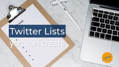 What are different types of Twitter lists that your business can create? Content Marketing, Social Media Marketing, Twitter For Business, Create Yourself, Canning, Tips, Luxury Bags, Inbound Marketing, Home Canning