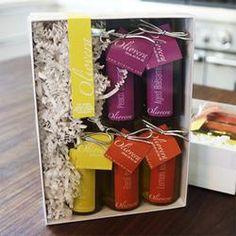 Olive Oil and Balsamic Vinegar Sampler Gift Set