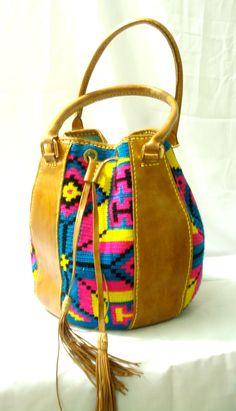 Price: $222.22      Beautiful Wayuu bags      Item: CB-007           www.orchidhua.com    sales@orchidhua.com