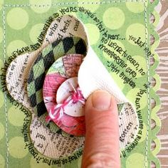 This is creative journaling!