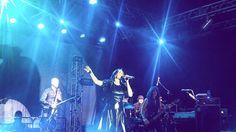 Tarja Turunen and her band: Max Lilja, Christian Kretschmar, Alex Scholpp, Kevin Chown and Ralf Gustke live at  E-Max Music Zone, Hong Kong, 26/06/2016 #tarja #tarjaturunen #tarjalive PH: https://www.instagram.com/mscatherine.y/