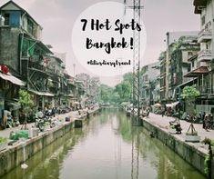 Bangkok Reisetipps – 7 Hot Spots in Thailands Hauptstadt! #bangkok #reisetipps #travel #liliesdiarytravel #asia