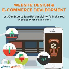 As a publisher, you will need a website. Find out how to find the most effective website developer for your publication. For the suitable site, you can find your online audience, drive traffic to your website, participate your visitors and promote more guides. Web design company in Delhi now attributes some of the most common techniques that are essential to make a site response seeking. To know more: - http://www.websitemonster.net/