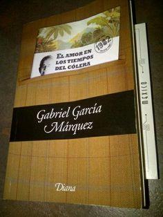 El amor en los tiempos del cólera  de Gabriel García Marquez