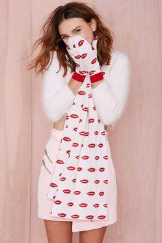 American Retro Cheryl Scarf | Shop Gift Shop at Nasty Gal #streetstyle