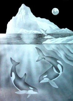 A ferry boat always sinks in my dreams and the orcas surround me and keep me afloat. I survive.