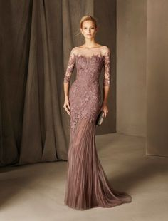 Perfect For Bridesmaids, Parties & Stylish Celebrations – Th.- Perfect For Bridesmaids, Parties & Stylish Celebrations – The 2017 Cocktail Collection By Pronovias Pronovias cocktail dress collection - Mother Of Groom Dresses, Mothers Dresses, Mob Dresses, Bridesmaid Dresses, Formal Dresses, Flowy Dresses, Spring Dresses, Sexy Dresses, Bridal Dresses
