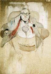 Dürrenmatt pétomane Friedrich Dürrenmatt, Princess Zelda, Painting, Fictional Characters, Writers, Portraits, Famous Poets, Google Images, Kunst