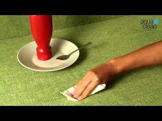 Škvrny od kečupu - AquaClean kolekcia - YouTube
