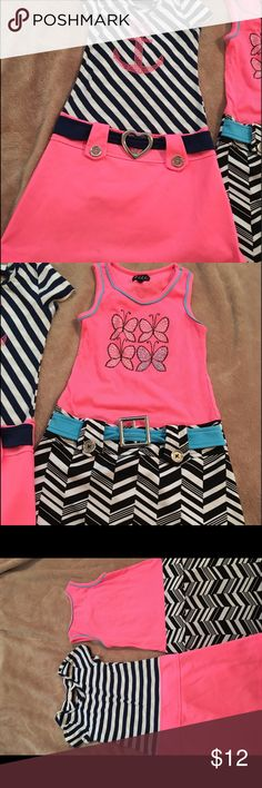 Lilt Girls Dresses Girls dresses, size 6x. Comes in a bundle with both dresses pictured. Like-New Condition Lilt Dresses Casual