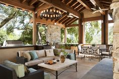 An Intimate Arena For Entertaining on Whiskey Hill | California Home + Design