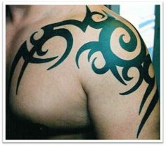 Tribal Infinity Tattoos for Men | Infinity Tattoo Designs: tattoo for men