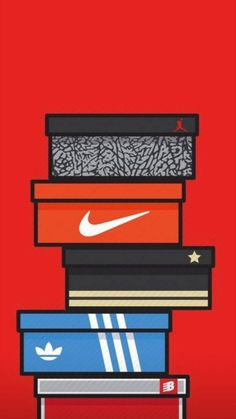 Download Box sneakers wallpaper by Pedrin08 - b7 - Free on ZEDGE™ now. Browse millions of popular 2017 Wallpapers and Ringtones on Zedge and personalize your phone to suit you. Browse our content now and free your phone Sneakers Wallpaper, Shoes Wallpaper, Graffiti Wallpaper, Nike Wallpaper, Cartoon Wallpaper, Converse Wallpaper, Wallpaper Art, Bape Wallpaper Iphone, Hypebeast Iphone Wallpaper