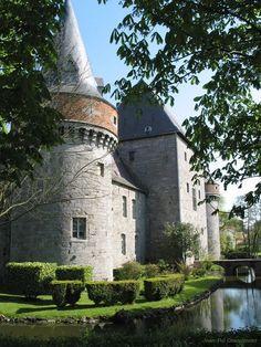 Chateau Solre Sur Sambre, Belgium
