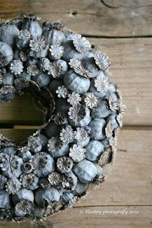 poppy wreath - Mohnkranz