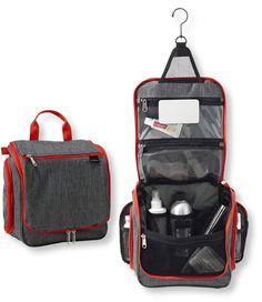 Personal Organizer Toiletry Bag, Medium Heathered