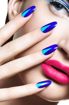 Free shipping and returns on JINsoon 'Blue Iris' Nail Lacquer at Nordstrom.com. A deep electric blue that captures the essence of the blue iris flower - strong, bold and amazingly brilliant.  Blue Iris was named by model Saskia de Brauw, known for her distinctively androgynous look.This five-free formula was created without toxic chemicals such as formaldehyde, toluene, DBP and camphor. Polishes do contain high-tech polymers and resins ensuring longer wear and an extended shelf life. UV…