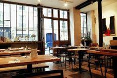 Soya | 20 rue de la Pierre Levée 11e | M: République, Goncourt, Parmentier Brunch bio et végétarien à volonté à 24€