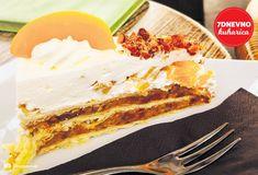 FRANKOPANSKA TORTA: Nevjerojatno ukusan desert iz naše domaće kuhinje! | Dnevno.hr Ethnic Recipes, Food, Essen, Meals, Yemek, Eten