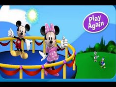 Mickey Mouse Clubhouse (2015) Full Episodes - Lucky You A Game For Two