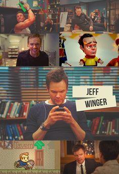 Jeff Winger