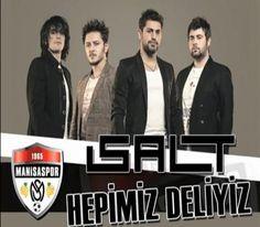 Salt – Hepimiz Deliyiz (Manisa Spor) (2013) Yeni Tek Parça | Mp3indirbe.com
