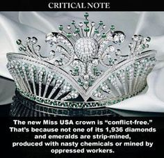 MIss USA Crown 2008 - 2011