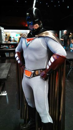 Space Ghost by BAT Tech Cosplay Nightwing by Zack Attack Cosfit Psylocke by Satsu Mad Atelier Starfire by Cheyenne Jaz Wise M. Bison by Rose And Fi Cosplay The Winter […] Male Cosplay, Best Cosplay, Awesome Cosplay, Cool Costumes, Cosplay Costumes, Hero Hunk, Punisher Cosplay, Space Ghost, Superhero Cosplay