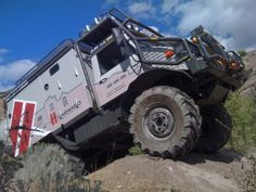 The Mighty Mog This Is My Ultimate Off Road Camper At Least One