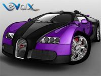 Purple Bugatti! Heaven on wheels! (if I were rich dream car) $1.5 million dollars and up!! WOW!!!
