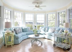 Refreshing and Traditional Furniture   Maine Cottage #colorfulfurniture