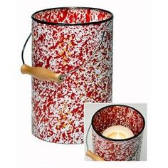This pail goes beyond offering multi-use scenarios, but looks great while doing so!!