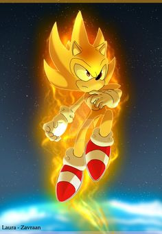 Here, have a super Sonic. c; Inspired by this> www.youtube.com/watch?v=X7jW48… I loved the doomsday zone in Sonic 3 and Knuckles. The music was epic and you felt that you had this risk of...