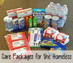 Random Acts of Kindness: Care Packages for the Homeless – Eternally Wanderlyn