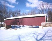 Neff's Mill Covered Bridge | Pennsylvania Dutch Country | Lancaster, PA