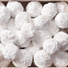 Almond Snowballs = Christmas Cookie Perfection   #Xmas  #Christmastime #Christmasrecipes #CookieRecipes #NPX #snowballs