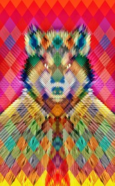 Poster   CORPORATE WOLF von Ali Gulec   more posters at http://moreposter.de