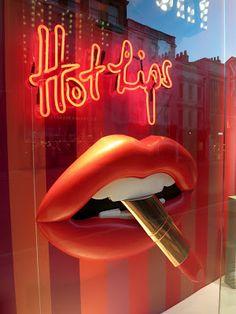 www.retailstorewindows.com: Fenwick, London