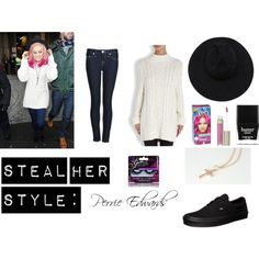 """""""Steal Her Style: Perrie Edwards"""" by doranmichela on Polyvore"""