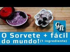 O sorvete mais fácil do mundo: leva um ingrediente   Catraca Livre