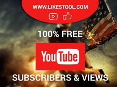 100% FREE #youtube subscribes & likes