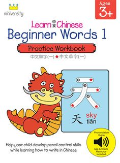 LEARN CHINESE - BEGINNER  great quality books miniversitybooks.com $11.95