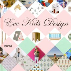 Livro - Eco Kids Design - Instituto Monsa