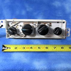 cool 01-05 Chrysler PT Cruiser AC Climate Control w Plugs 04885336AA OEM 1753-5 - For Sale