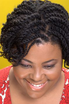 Gorgeous #twists #naturalhairstyle  Loved By Nenonatural!