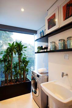 Integração traz amplitude a apartamento de 51 m² | arktalk